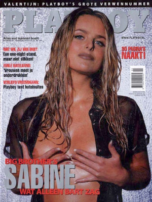 Playboy Netherlands - Feb 2000