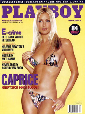 Playboy Netherlands - Mar 2000