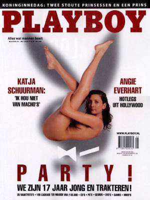 Playboy Netherlands - May 2000