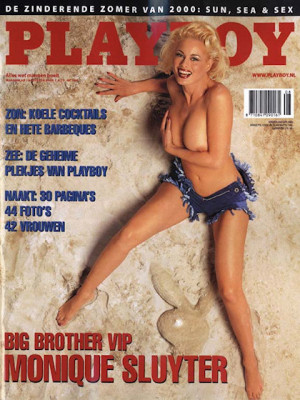 Playboy Netherlands - Aug 2000