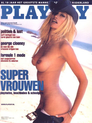 Playboy Netherlands - Oct 2000