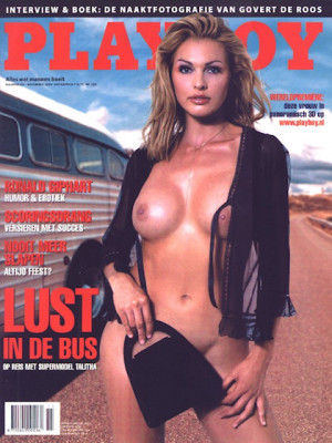 Playboy Netherlands - Nov 2000