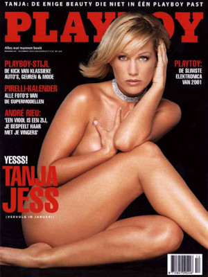 Playboy Netherlands - Dec 2000