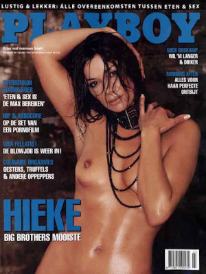 Playboy Netherlands - Mar 2001