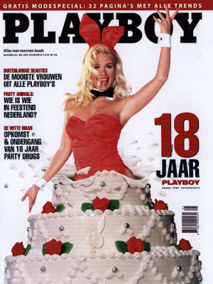 Playboy Netherlands - May 2001