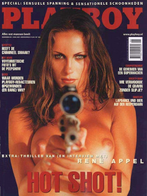 Playboy Netherlands - Jun 2001