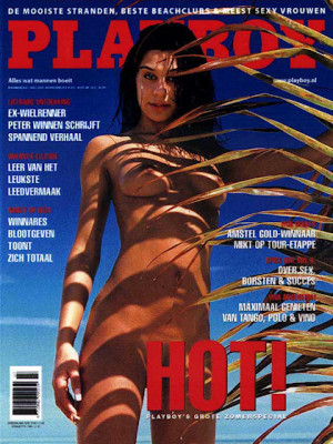 Playboy Netherlands - Jul 2001