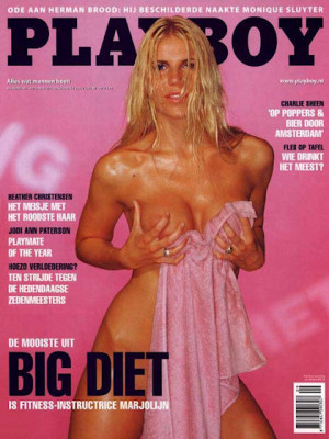 Playboy Netherlands - Sep 2001