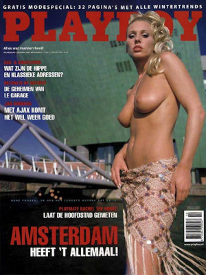 Playboy Netherlands - Oct 2001