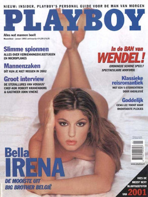 Playboy Netherlands - Jan 2002