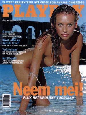 Playboy Netherlands - May 2002