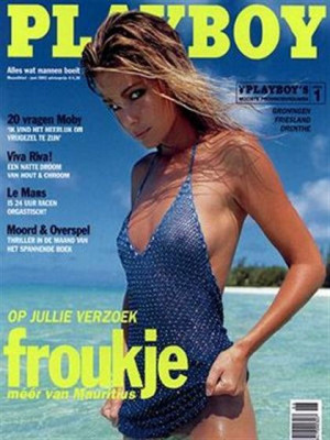 Playboy Netherlands - Jun 2002