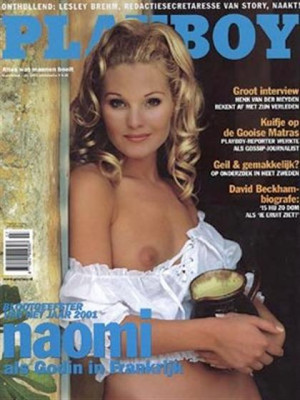 Playboy Netherlands - Jul 2002
