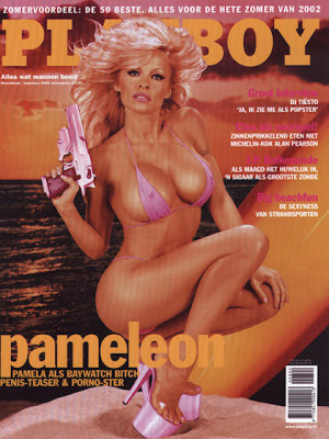 Playboy Netherlands - Aug 2002