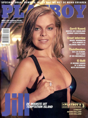 Playboy Netherlands - Dec 2002