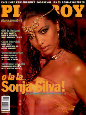 Playboy Netherlands - Jan 2003