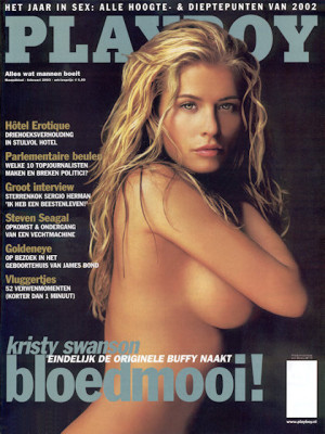Playboy Netherlands - Feb 2003