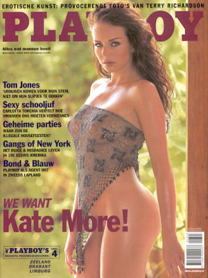 Playboy Netherlands - Mar 2003