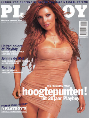 Playboy Netherlands - May 2003