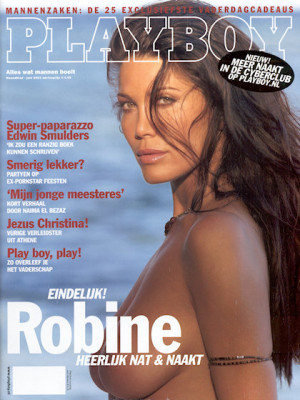 Playboy Netherlands - Jun 2003