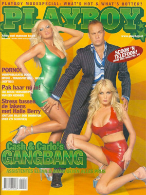 Playboy Netherlands - Oct 2003