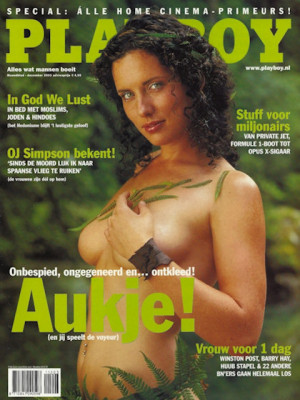 Playboy Netherlands - Dec 2003