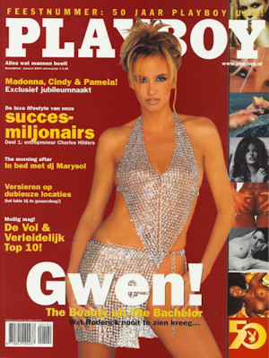 Playboy Netherlands - Jan 2004