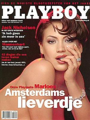 Playboy Netherlands - Mar 2004