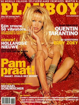 Playboy Netherlands - Jun 2004
