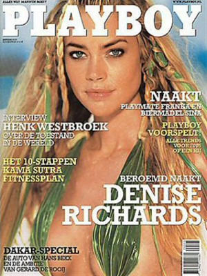 Playboy Netherlands - Jan 2005