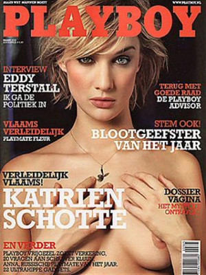 Playboy Netherlands - Mar 2005