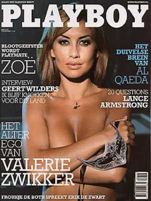 Playboy Netherlands - Jul 2005