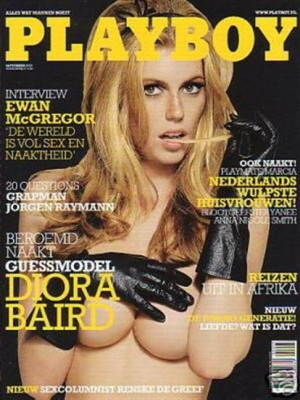 Playboy Netherlands - Sep 2005