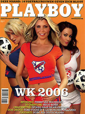 Playboy Netherlands - Jun 2006