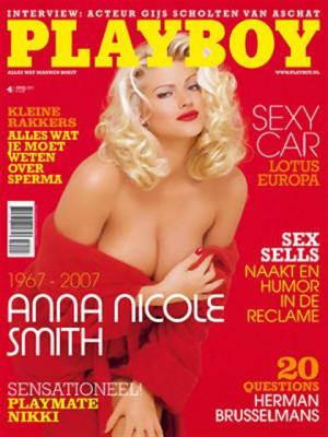 Playboy Netherlands - Apr 2007