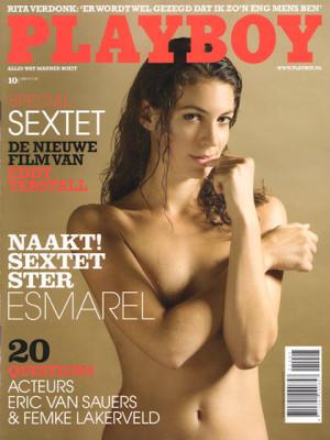 Playboy Netherlands - Oct 2007