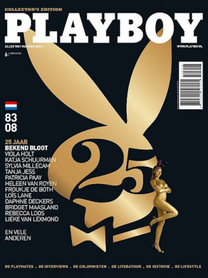 Playboy Netherlands - Jun 2008