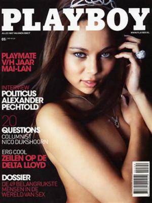 Playboy Netherlands - May 2009