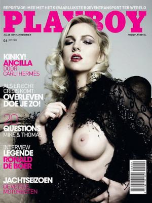 Playboy Netherlands - Jun 2009