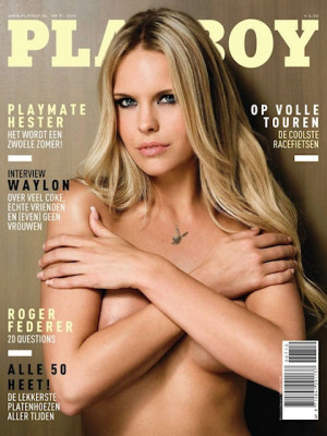 Playboy Netherlands - Jul 2010