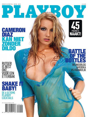 Playboy Netherlands - Sep 2010