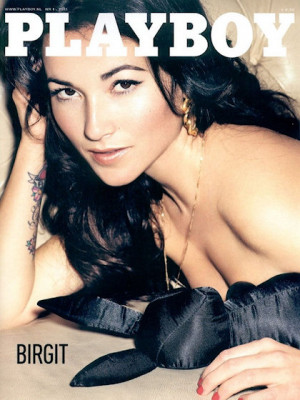 Playboy Netherlands - Jan 2011