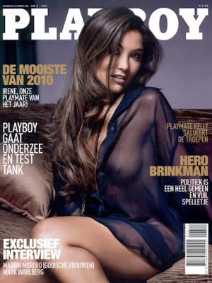 Playboy Netherlands - Apr 2011