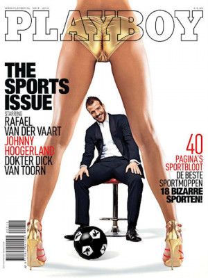 Playboy Netherlands - Jul 2012