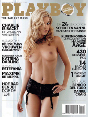 Playboy Netherlands - Nov 2012