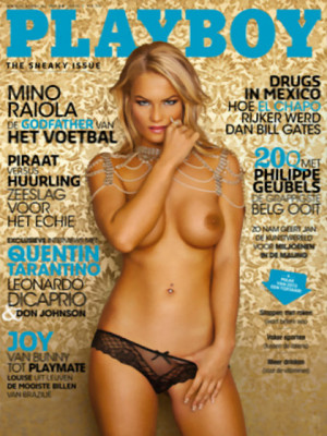 Playboy Netherlands - Feb 201313