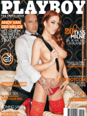 Playboy Netherlands - Apr 2013