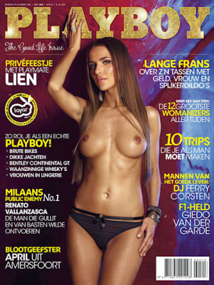 Playboy Netherlands - May 2013
