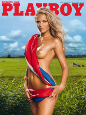 Playboy Netherlands - Sep 2013