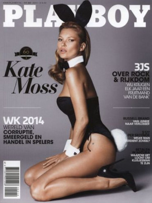 Playboy Netherlands - Jan/Feb 2014